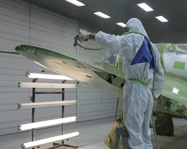 aircraft paint market
