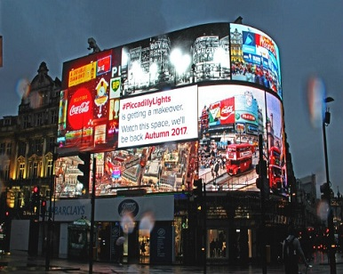 digital out of home advertising market